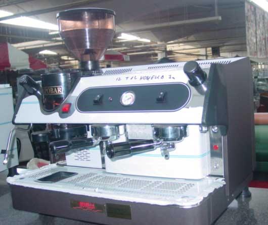 Saeco 00347 aroma black pump driven espresso machine
