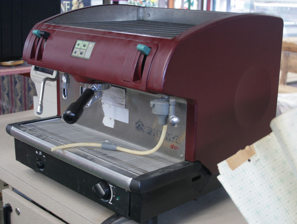 faema espresso cappuccino machine