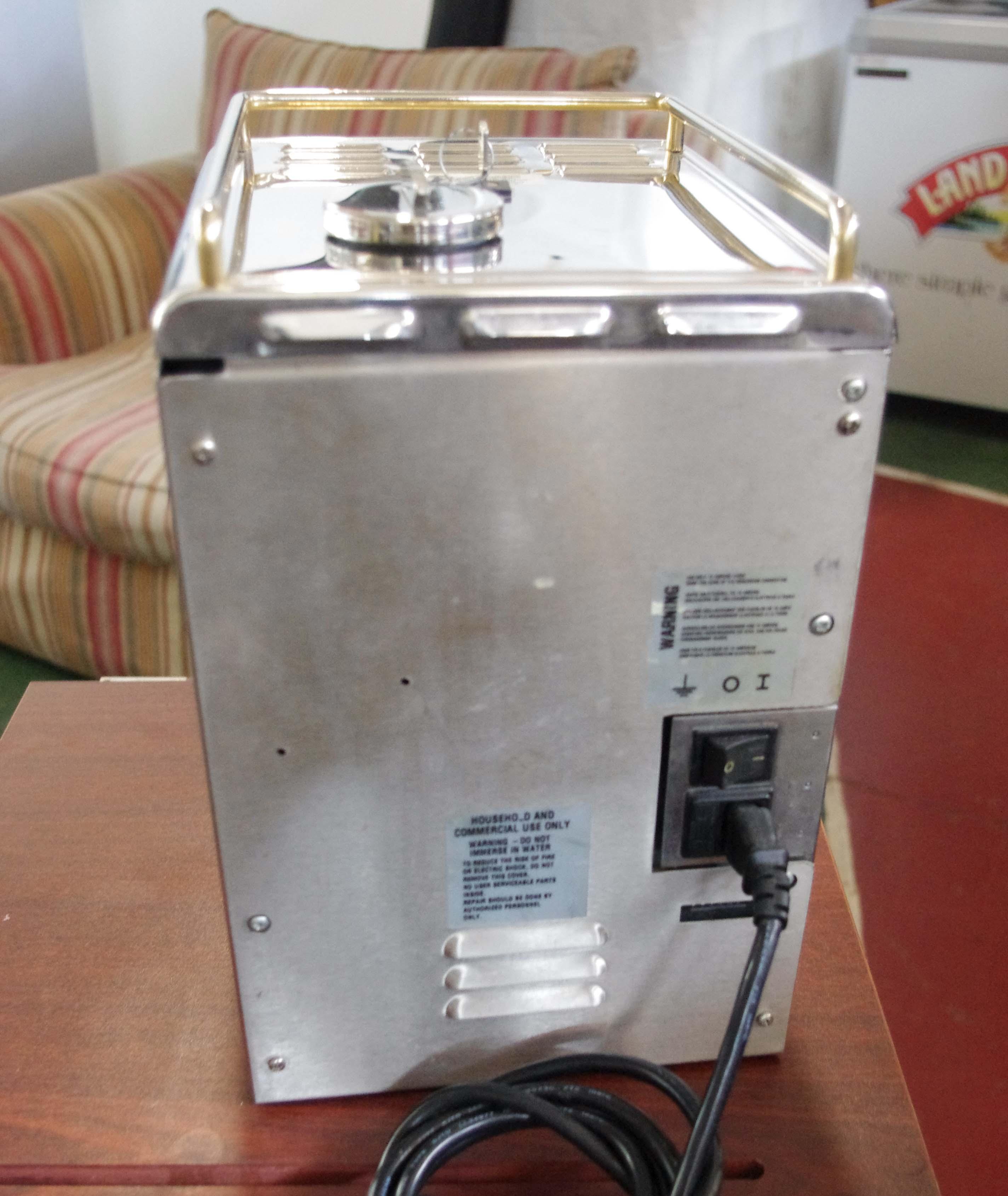 lavazza espresso point machine manual