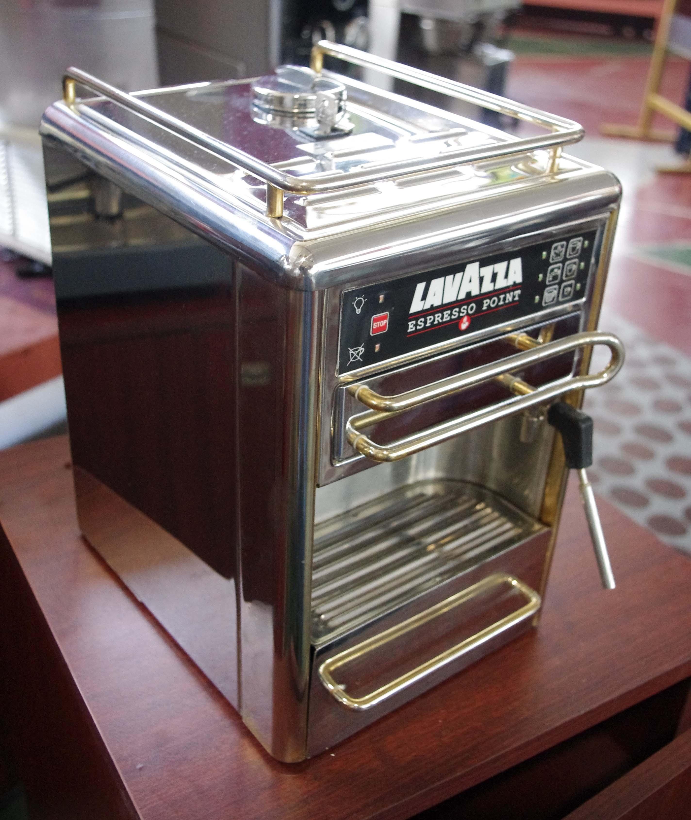 lavazza espresso point 70 cups espresso machine ebay. Black Bedroom Furniture Sets. Home Design Ideas