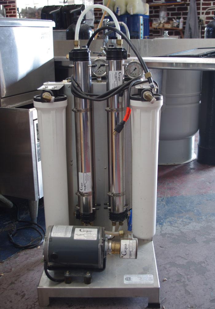 Cirqua Water Filtration System Reverse Osmosis Ebay