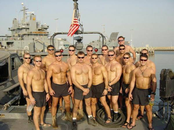 Navy guys